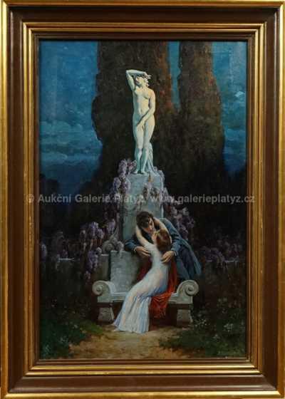 Adolf Liebscher - Pod ochranou Venuše