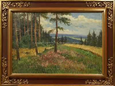 Karel Stehlík - Na kraji lesa