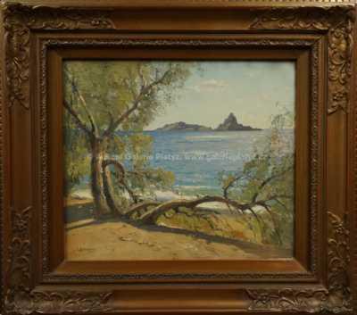 Alexej Vasiljevič Hanzen - Na pobřeží