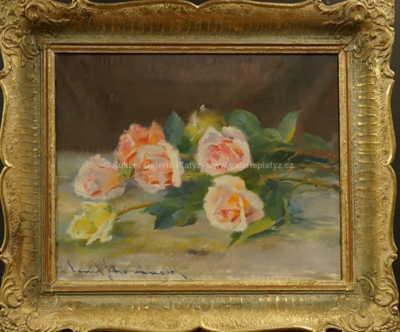 Emil Schovánek - Růže