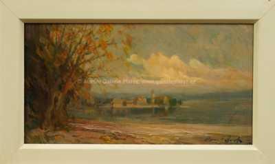 Karel Hodr - Vodní hrad