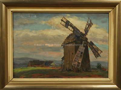 Josef Fiala - Větrný mlýn