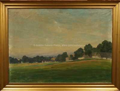 Gustav Macoun - Na kraji vesnice