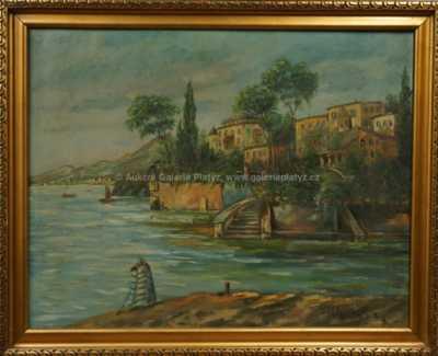 Oldřich Koníček - Z Itálie