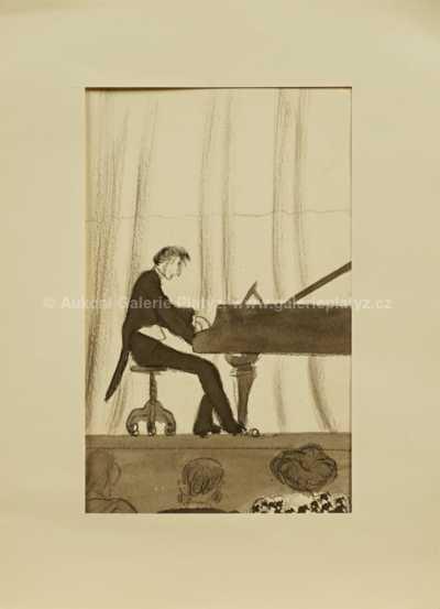 Kamil Lhoták - Klavírní koncert