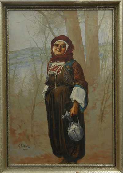 Karel Rélink - Bosenská Srbka