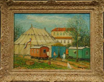 Alois Kohout - Cirkus Sarasani