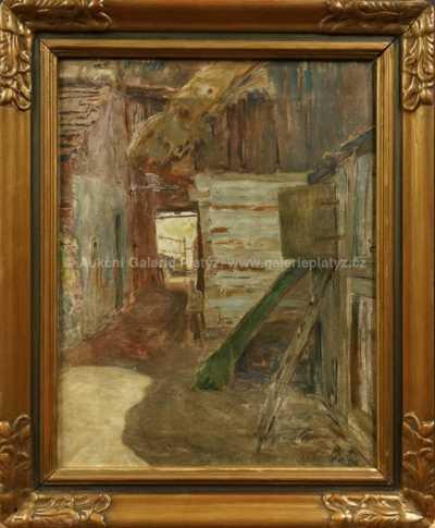 Alois Kalvoda - Staré zákoutí