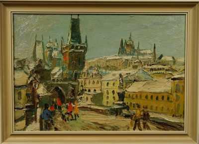 Leopold Musil - Praha