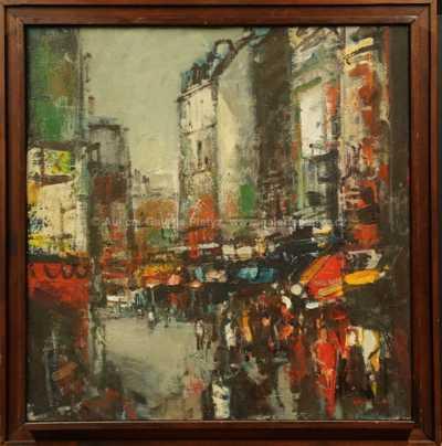 Milan Martinec - Vzpomínka na Paříž