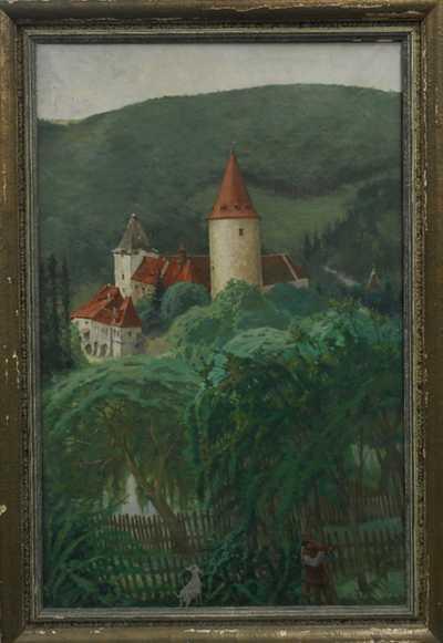 Karel Rélink - Křivoklát
