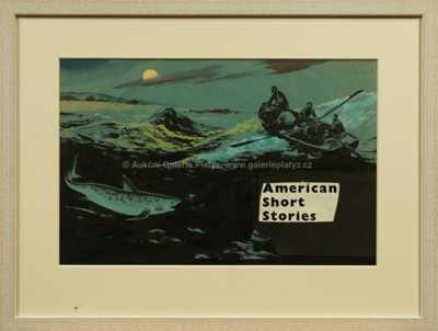 Zdeněk Burian - American Short Stories