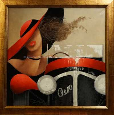 Jan Rapin - Červená láska