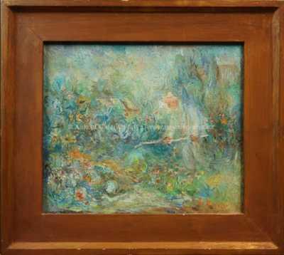 Grigorij Musatov - Na rozkvetlé louce