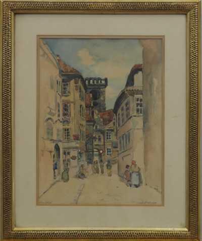 Ladislav Ehrlich - Melantrichova ulice