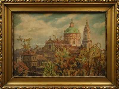 Jaro Procházka - Pražský motiv