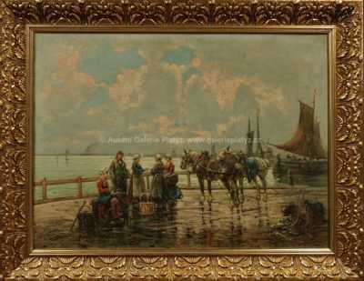 Autor neurčen - Holandský přístav