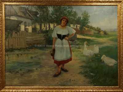 František Klimeš - Na kraji vesnice
