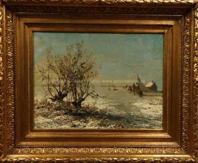 Henri Van Seben - Zimní radovánky