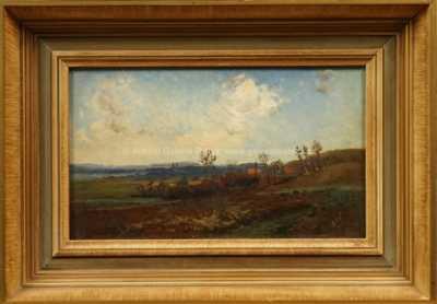 Antonín Waldhauser  - Podzimní krajina