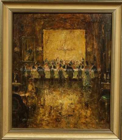 Otto Eduard Pippel - Ve varieté