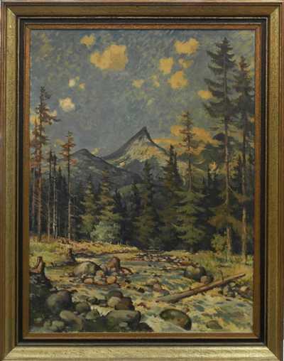Josef Olexa - Gerlachův štít