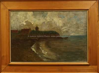 Autor neurčen - Na pobřeží