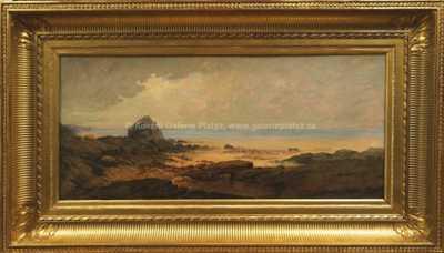 Václav Jansa - Mořské pobřeží