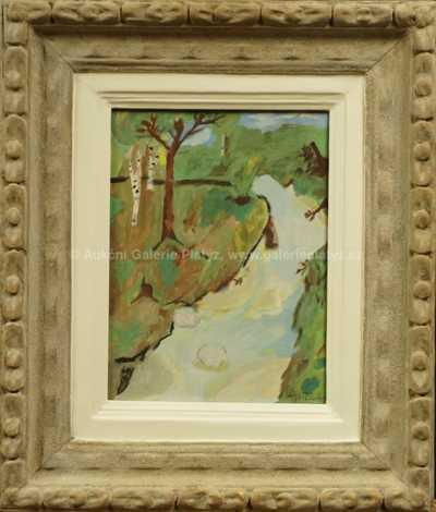 Karel Valter - U řeky