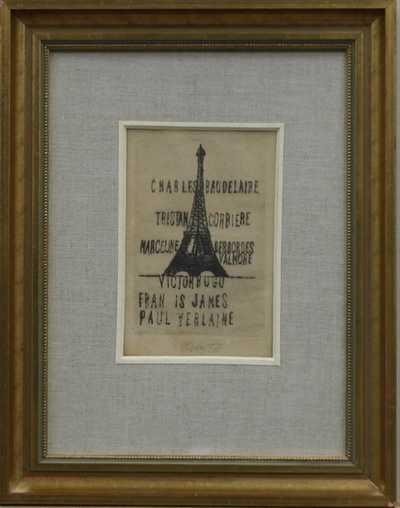 František  Tichý - Eiffelovka