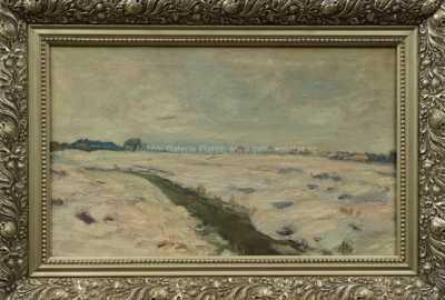 František Kaván - Mlha ve Frýdlantu