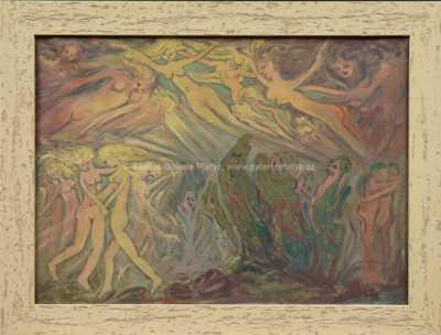 Autor neurčen - Lesní víly