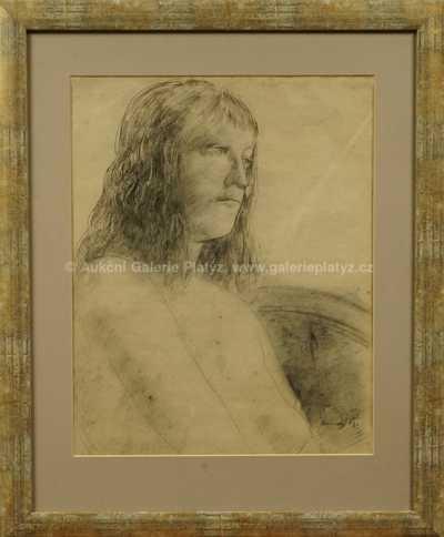 František Ronovský - Portrét