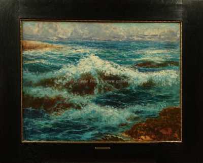 Karel Langer - Mořský příboj