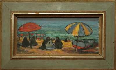 František Emler - U moře