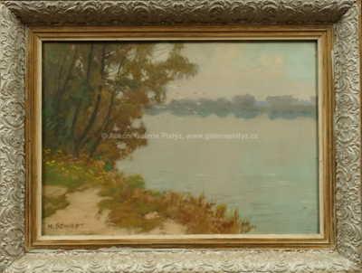 Karel Schadt - U rybníka