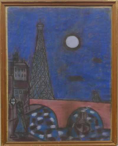 Karel Černý - Paříž