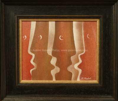 Kristian Kodet - Spojené hlavy