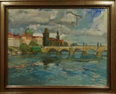 Rudolf Lexa - Praha
