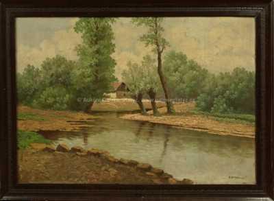 Antonín  Augusta - Tichá voda