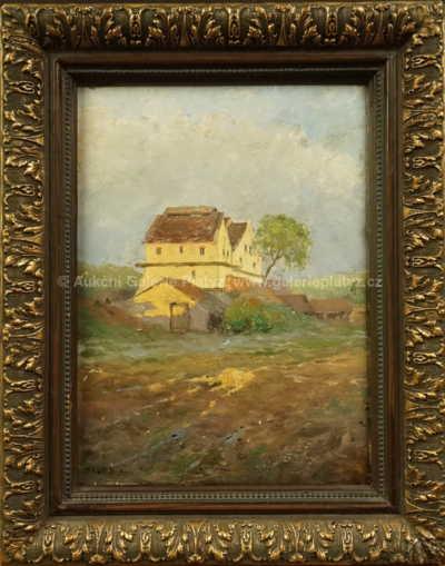 Josef Holub - Starý dům