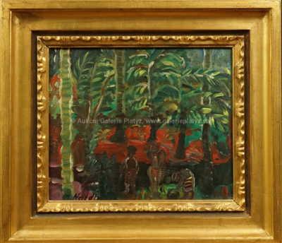 Otakar Nejedlý - Sběrači v pralese