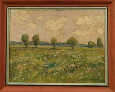 Václav Radimský - Louky v květu