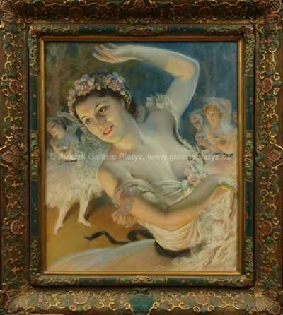 Fernand Vácha - Balet z opery Faust
