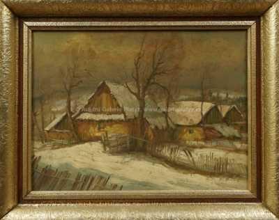 Josef Král - Zimní chalupy