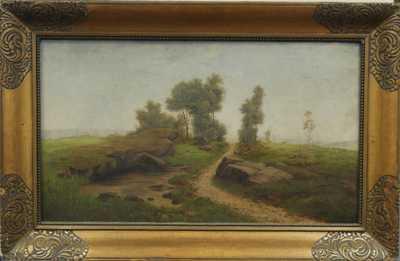 Jan  Novopacký - Cesta v krajině