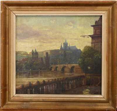 Alois Vladislav Vraný - Pražský hrad