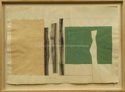 Antonín Kybal - Abstraktní kompozice