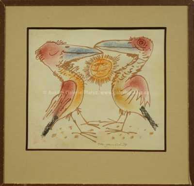 Ota Janeček - Ptačí pár