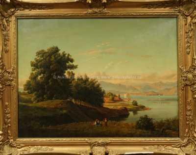 Erich Zeyer - U jezera